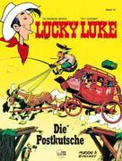 Lucky Luke 15 - Die Postkutsche