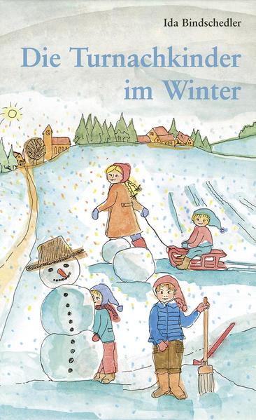 Die Turnachkinder im Winter als Buch