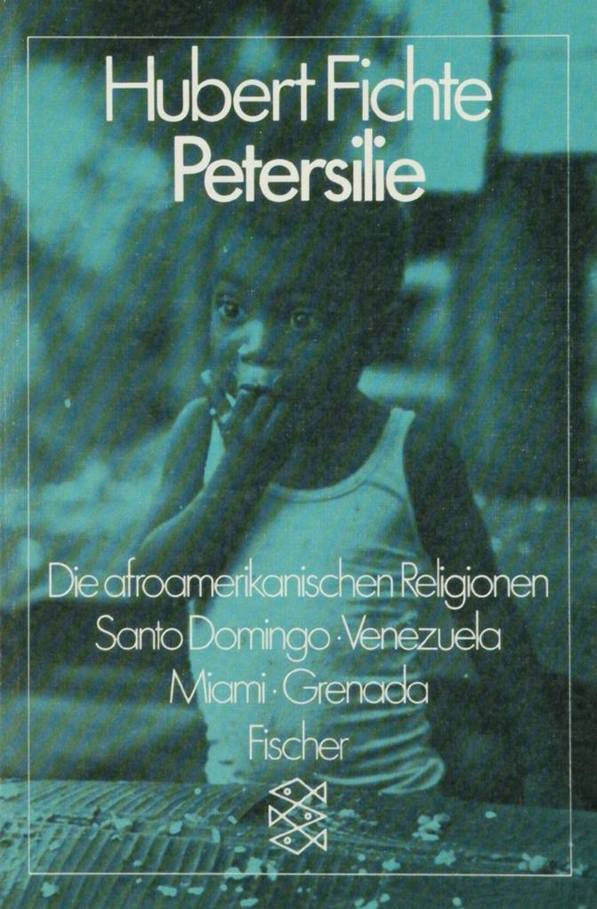 Die afroamerikanischen Religionen. Petersilie als Taschenbuch