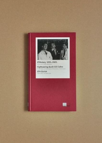 ETHistory 1855-2005 als Buch