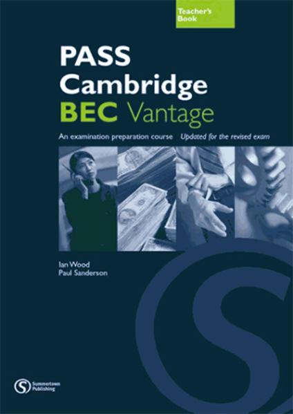 Pass Cambridge BEC als Taschenbuch