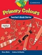 Primary Colours Teacher's Book Starter
