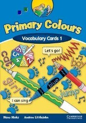 Primary Colours 1 Vocabulary Cards als Spielwaren