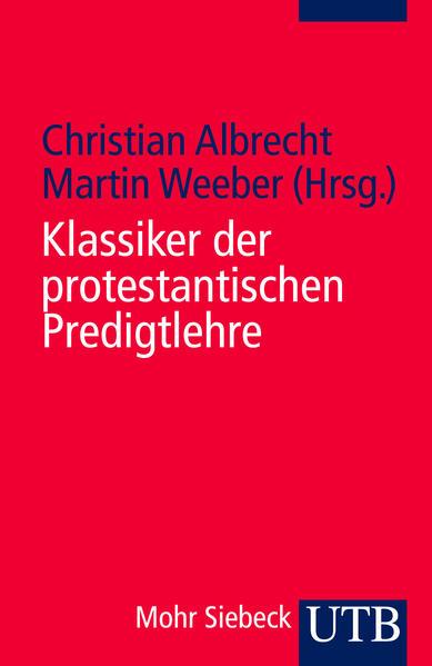 Klassiker der protestantischen Predigtlehre als Taschenbuch