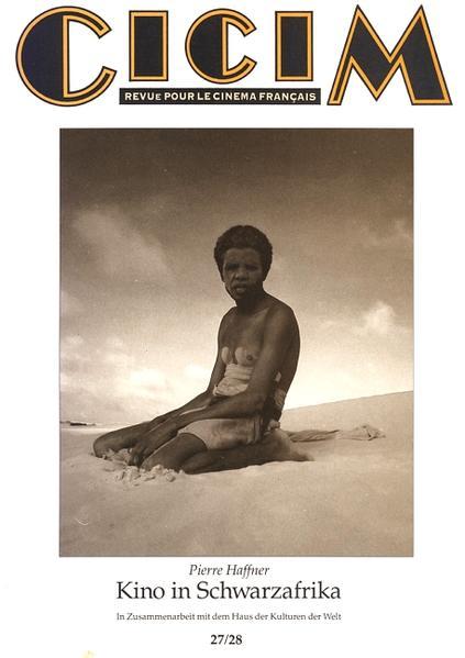 Kino in Schwarzafrika als Buch