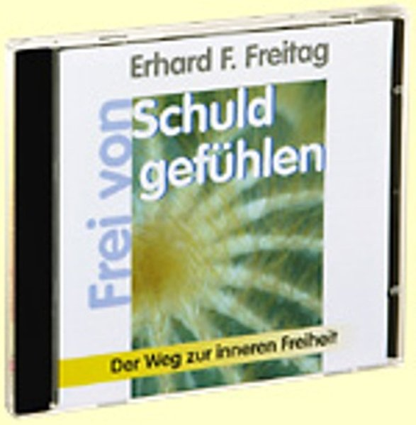 Frei von Schuldgefühlen, 1 Audio-CD als Hörbuch