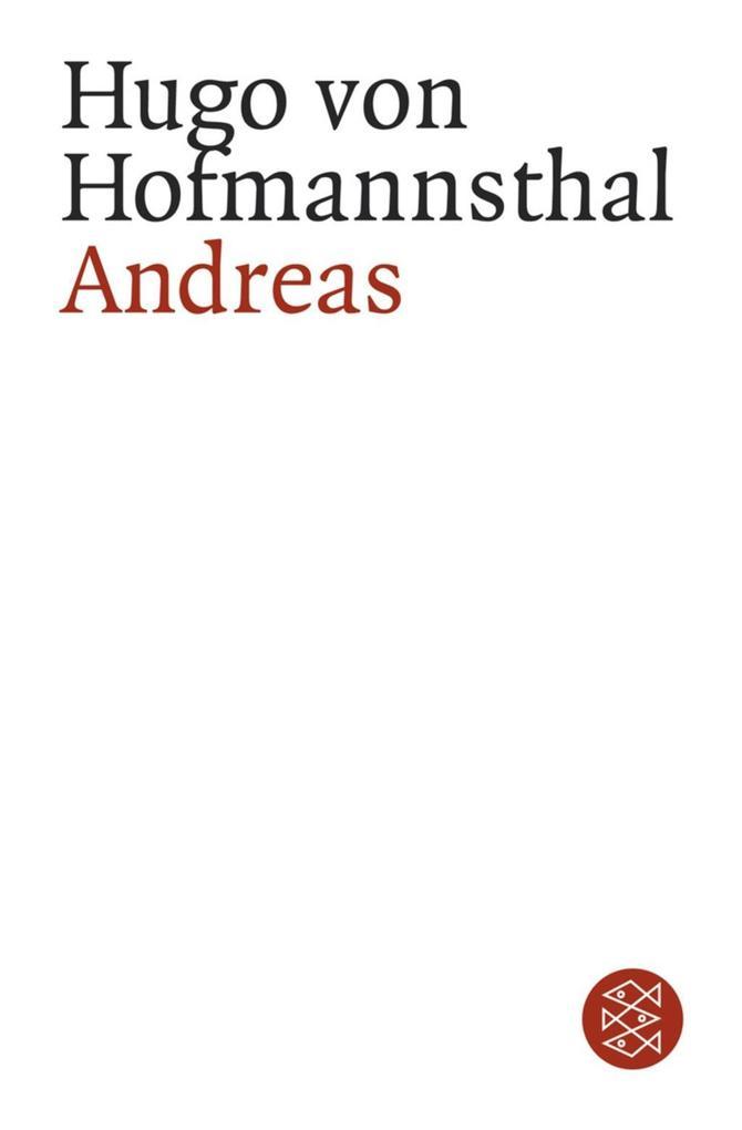 Andreas als Taschenbuch
