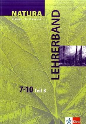 7.-10. Schuljahr, Ausgabe B, Lehrerband als Buch