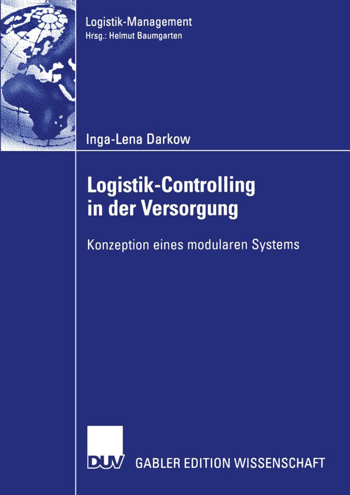 Logistik-Controlling in der Versorgung als Buch