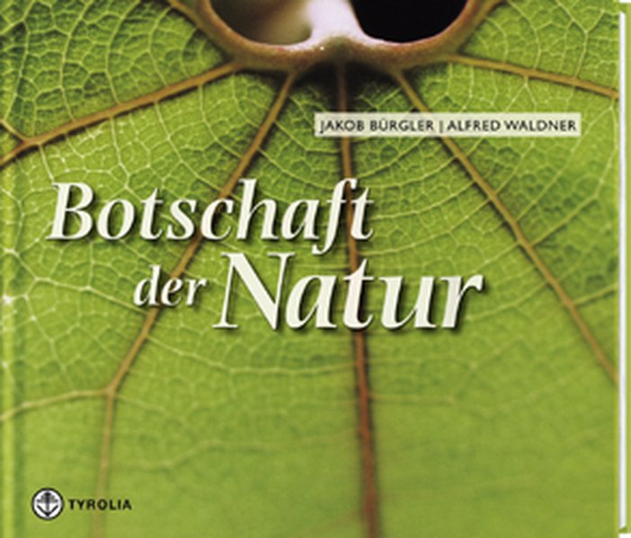Botschaft der Natur als Buch