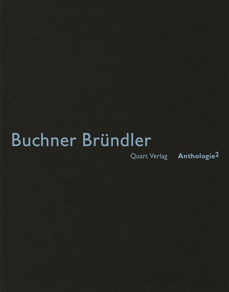 Buchner Bründler als Buch