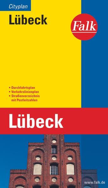 Falk Cityplan Lübeck 1 : 20 000 als Buch