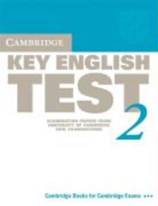 Cambridge Key English Test 2 Student's Book als Buch