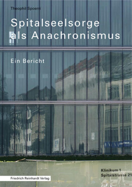 Spitalseelsorge als Anachronismus als Buch