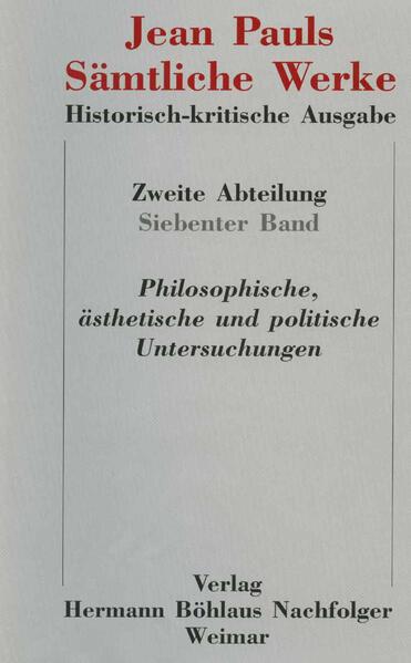 Philosophische, ästhetische und politische Untersuchungen als Buch