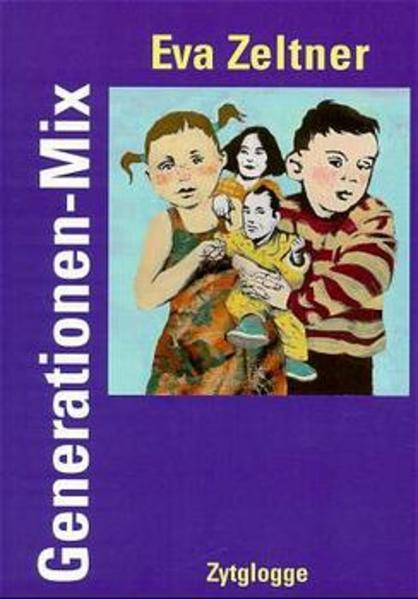 Generationenmix als Buch