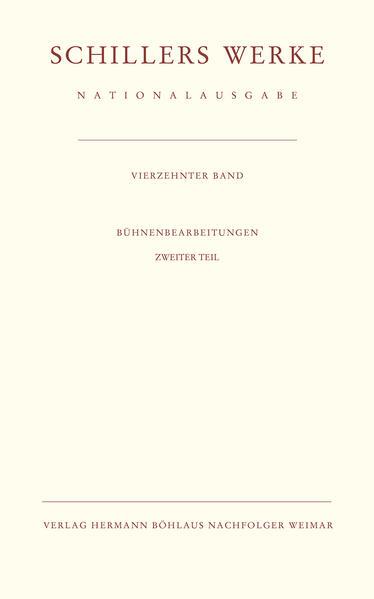 Bühnenbearbeitungen II als Buch