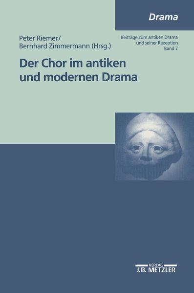 Der Chor im antiken und modernen Drama als Buch
