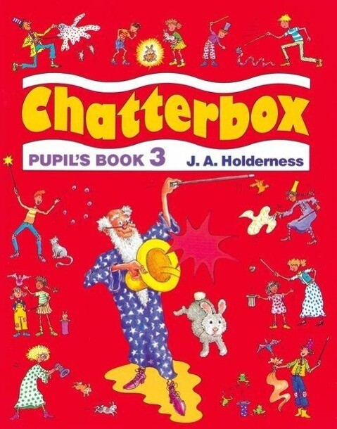 Chatterbox 3. Pupil's Book als Buch