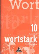 wortstark 10. Werkstattheft. Baden-Württemberg als Buch