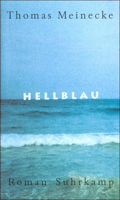Hellblau als Buch