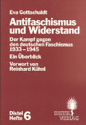 Antifaschismus und Widerstand als Buch