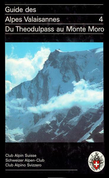 Guide des Alpes Valaisannes 4 als Buch