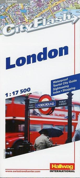 London 1 : 17 500. City Flash als Buch von