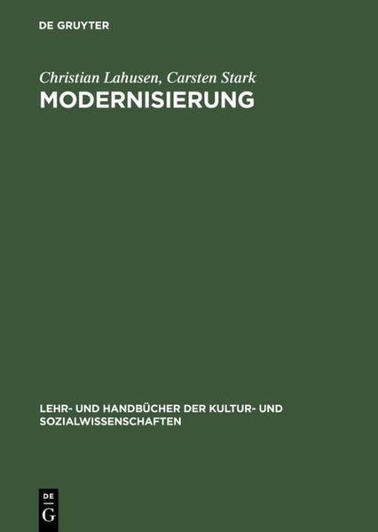 Modernisierung als Buch