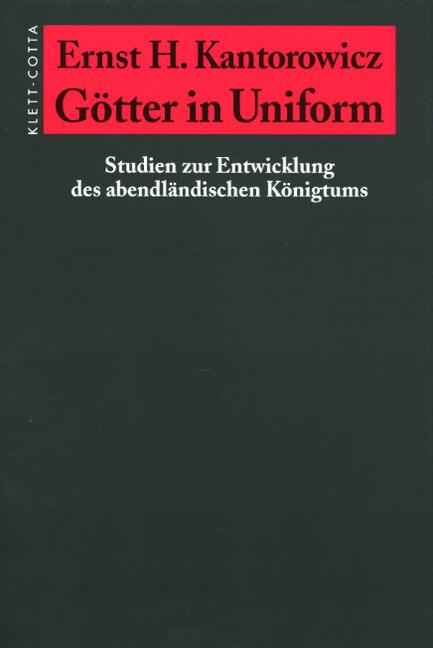 Götter in Uniform als Buch