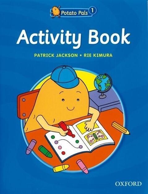 Potato Pals 2: Activity Book als Taschenbuch