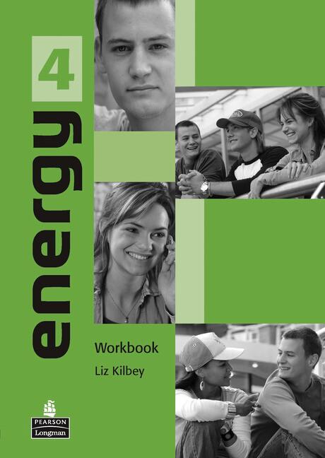 ENERGY 4 WORKBOOK als Taschenbuch