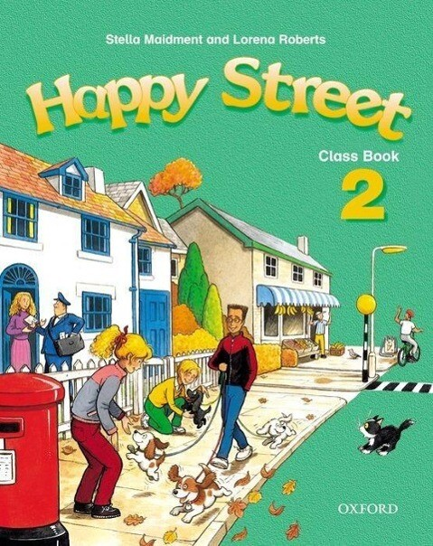 Happy Street 2. Class Book als Buch