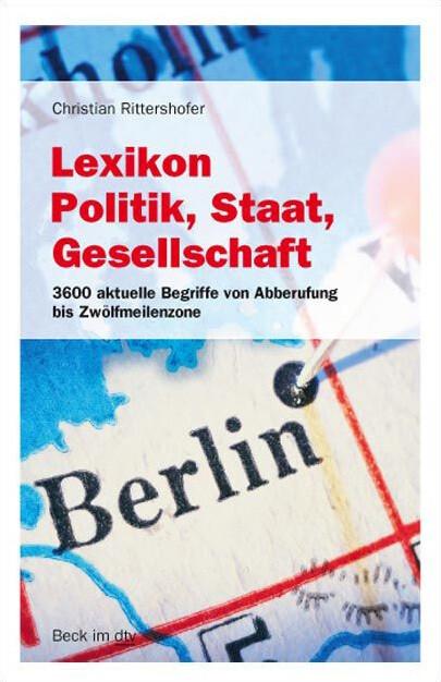 Lexikon Politik, Staat, Gesellschaft als Tasche...