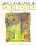 Cambridge English Worldwide Student's Book 1 als Taschenbuch