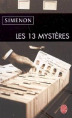Les 13 Mystères als Taschenbuch