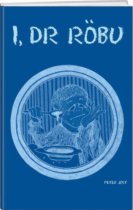 I, dr Röbu als Buch