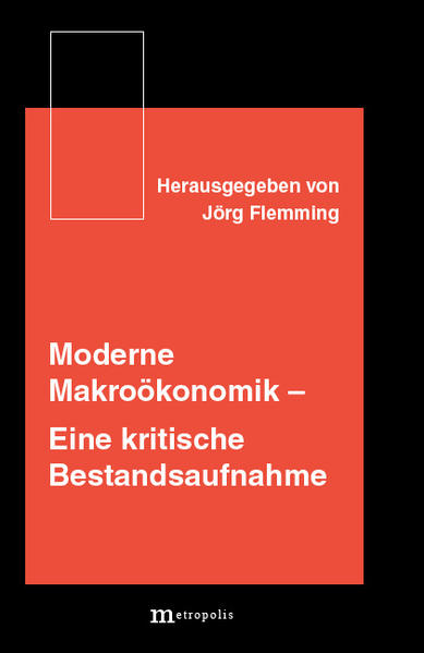 Moderne Makroökonomik als Buch