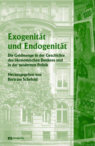 Exogenität und Endogenität / Exogeneity and Endogeneity als Buch