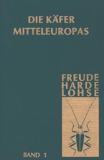 Die Käfer Mitteleuropas, Bd. 1: Einführung in die Käferkunde als Buch