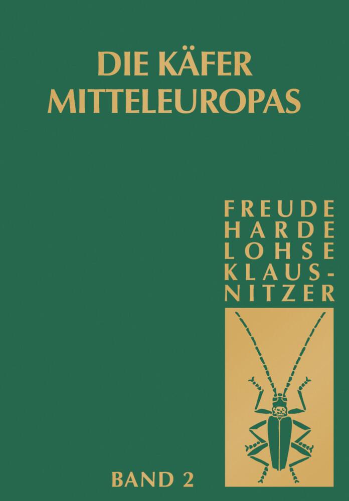 Käfer Mitteleuropas, Bd. 2: Adephaga I: Carabidae als Buch