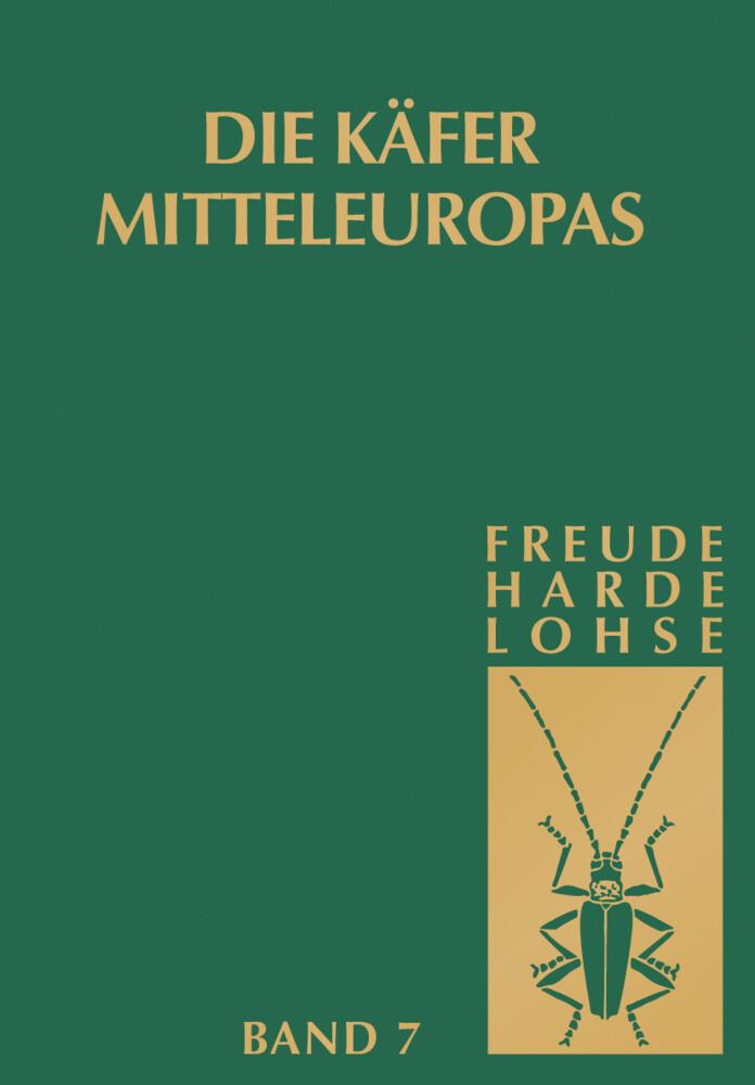 Die Käfer Mitteleuropas, Bd. 7: Clavicornia (Ostomidae-Cisdae) als Buch