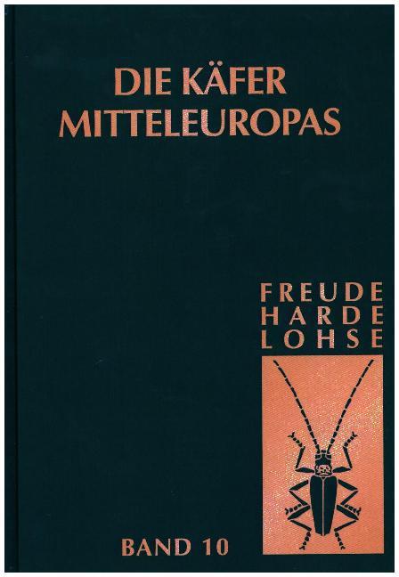 Die Käfer Mitteleuropas, Bd. 10: Bruchidae-Curculionidae I als Buch