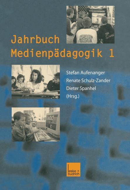 Jahrbuch Medienpädagogik 1 als Buch