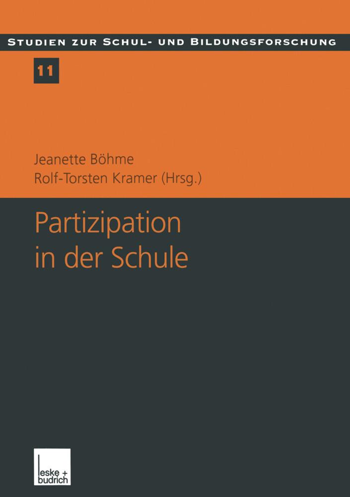 Partizipation in der Schule als Buch