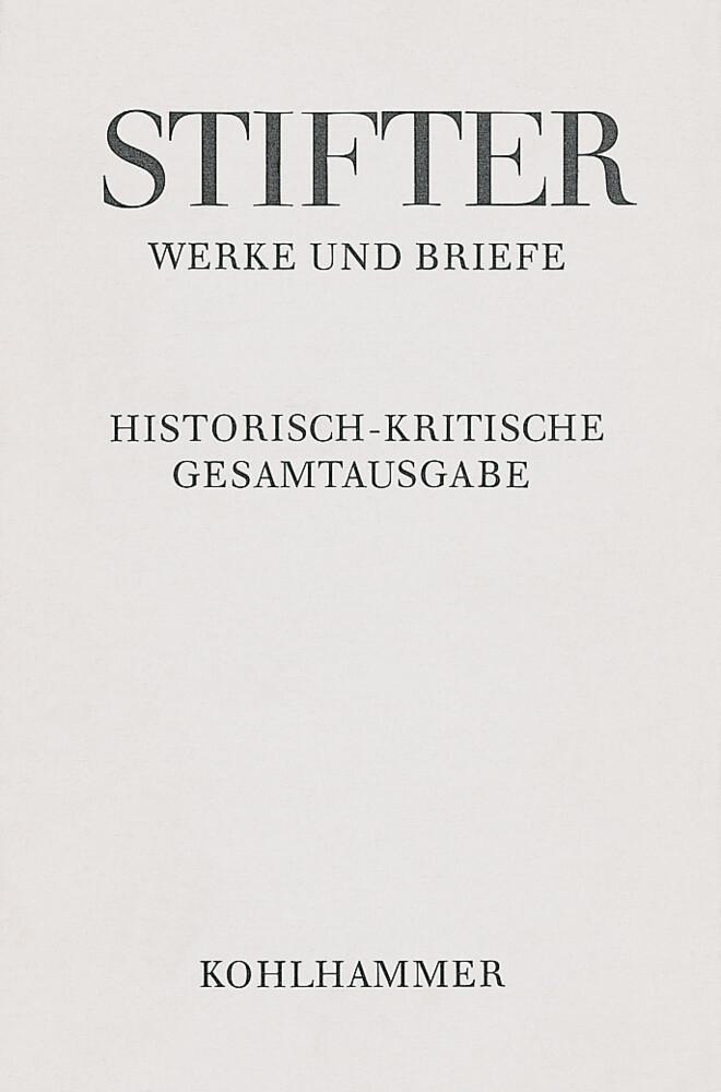 Werke und Briefe VI. Die Mappe meines Urgroßvaters 2 als Buch