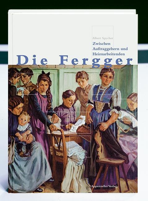Der Fergger als Buch