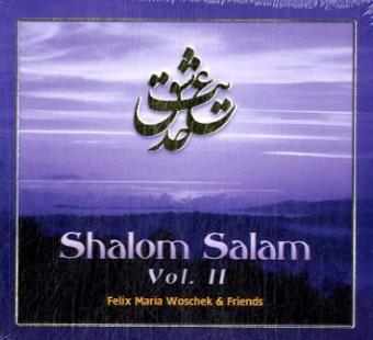 Shalom Salam Vol.2 als CD