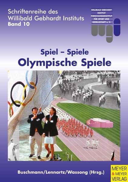 Spiel - Spiele - Olympische Spiele als Buch