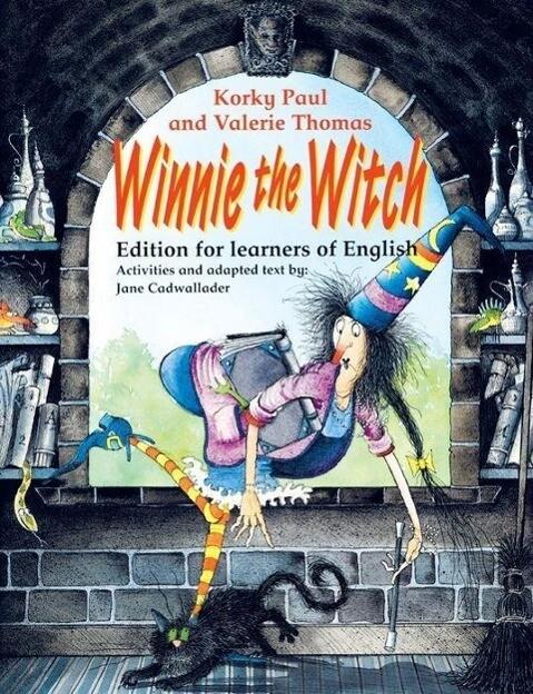 Winnie the Witch. Story Book / Activity Book als Buch